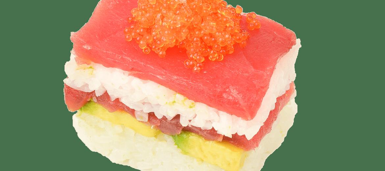 Oshi Sushi Tonijn - 8 Stuks