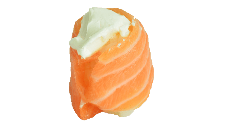 Roll'in Salmon Cheese - 6 Stuks