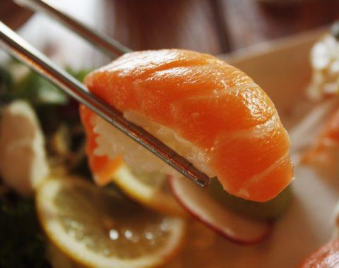 Oshi Sushi Zalm