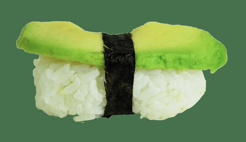 Avocado Nigiri - 2 Stuks