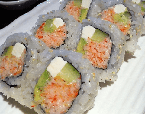 Cheese Cali Roll