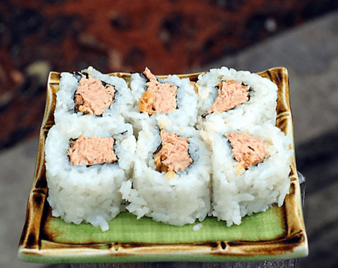 Spicy Tonijn Roll